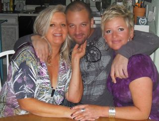 Me, Jay and Lisa Thanksgiving 2010