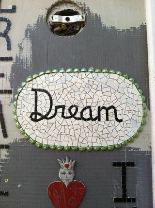 Wall dream