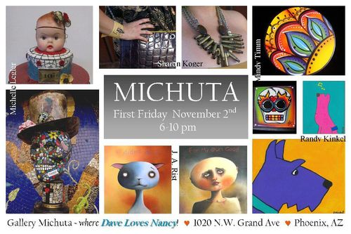 First Friday Nov 2
