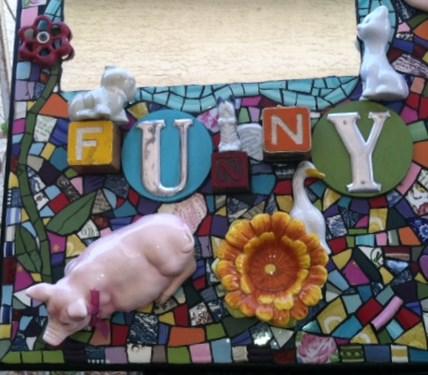 Funny Farm Mirror 1